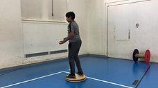 5./6. - balancieren - kreisel - jonglieren 2 bälle