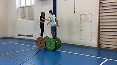 5./6. - balancieren - rolle - rollenwechsel