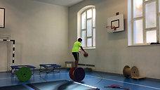 5./6. - rollen - rolle/basketball - prellen