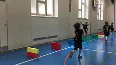 1./2. - springen - kleine hürden - galoppieren