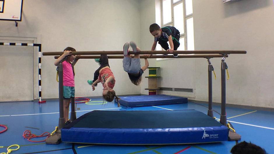 kindergarten - schwingen und schaukeln