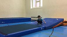 kindergarten - rollen - matte - mattenrampe klein