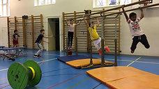 5./6. - schwingen - barren - hangeln