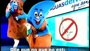 Campaña año 2007 Uso del Alcantarillado