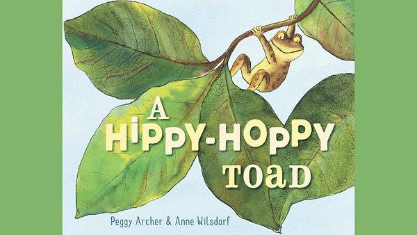 A Hippy Hoppy Toad