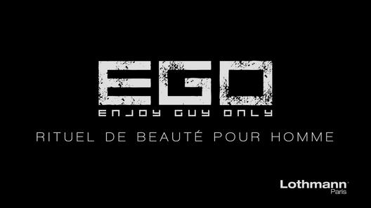 Pub Gamme EGO - Thierry Lothmann