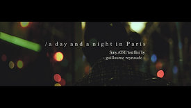 / a day and a night in Paris