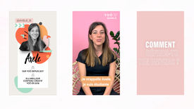 Interviews YOÔ TV (Stories Instagram)