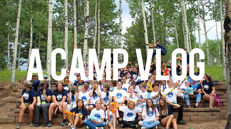 UTR Camp Vlog!!!