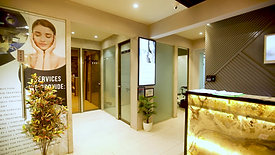 Interior shoot for Nirvana skin care clinic