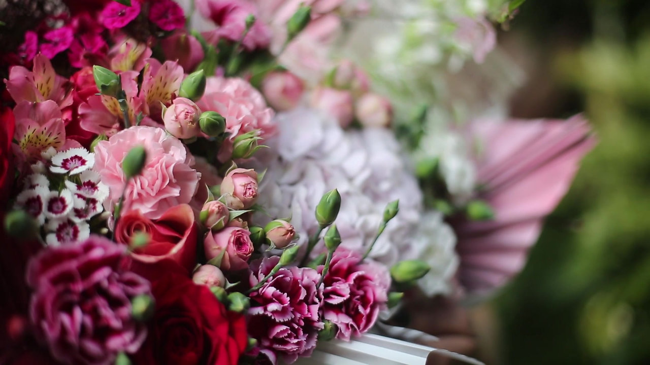 The Lush Bouquet