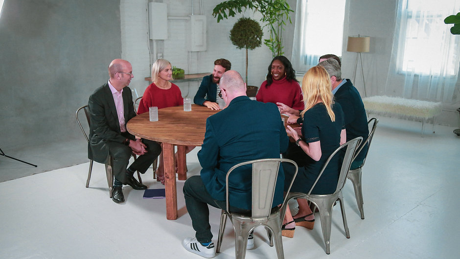 The Roundtables: Those who Tell the Stories, Rule the World.