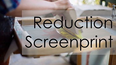 Reduction Screen Printing