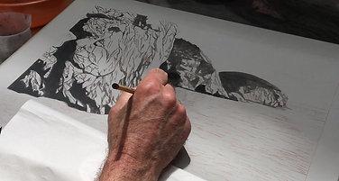 Clark drawing Stone #2