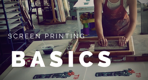 Screen Printing Basics