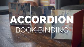 Accordion Book Binding