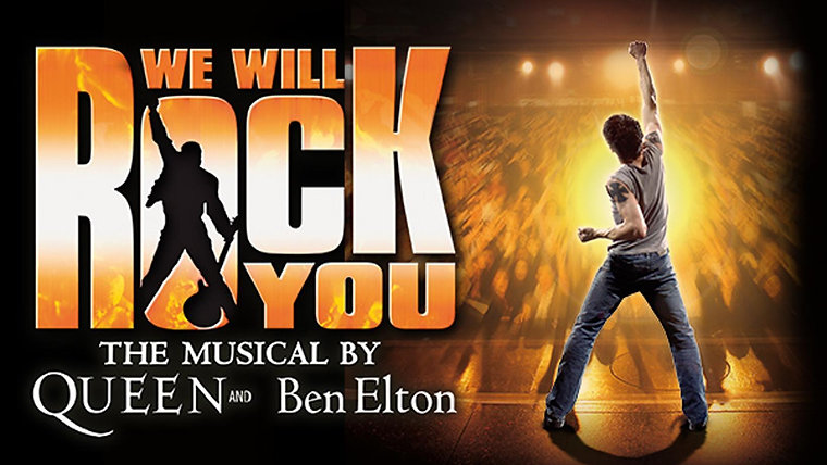 Support (Cast of:  'We Will Rock You')