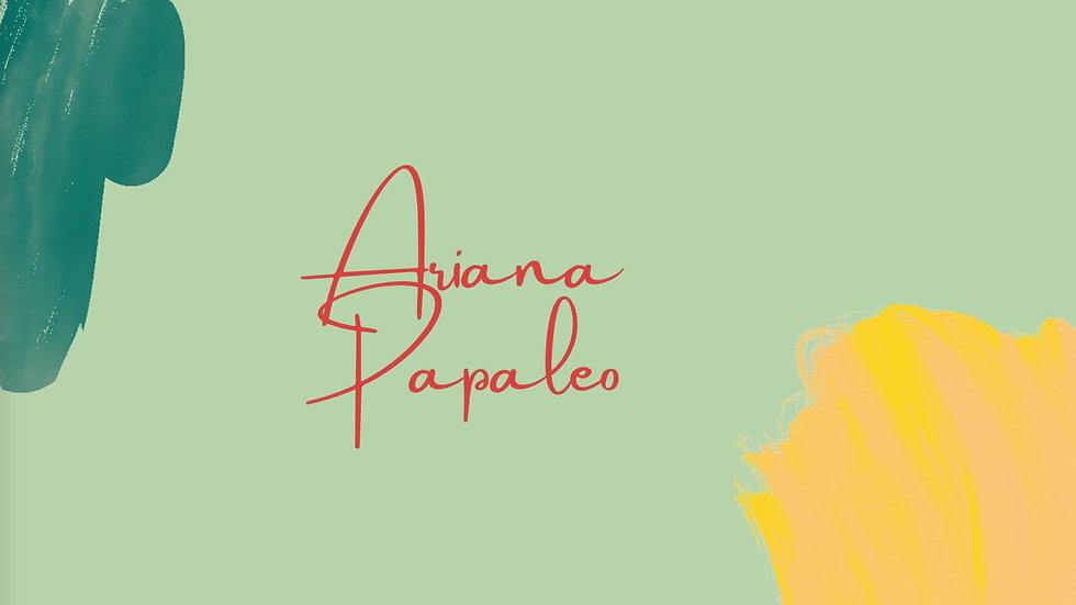 Ariana Papaleo YouTube