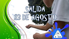 Salida 23 de Agosto/Sede Bogotá