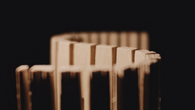 Imagefilm »dukta flexible wood«