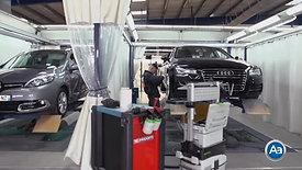 Découvrez notre site de reconditionnement automobile de Donzère