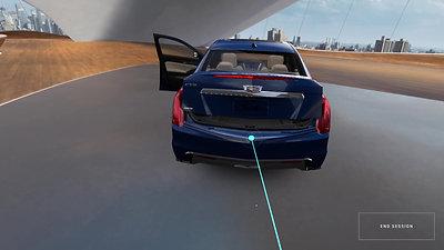 Cadillac VR