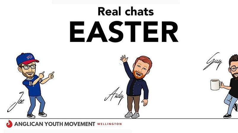 Real Chats - Holy Week