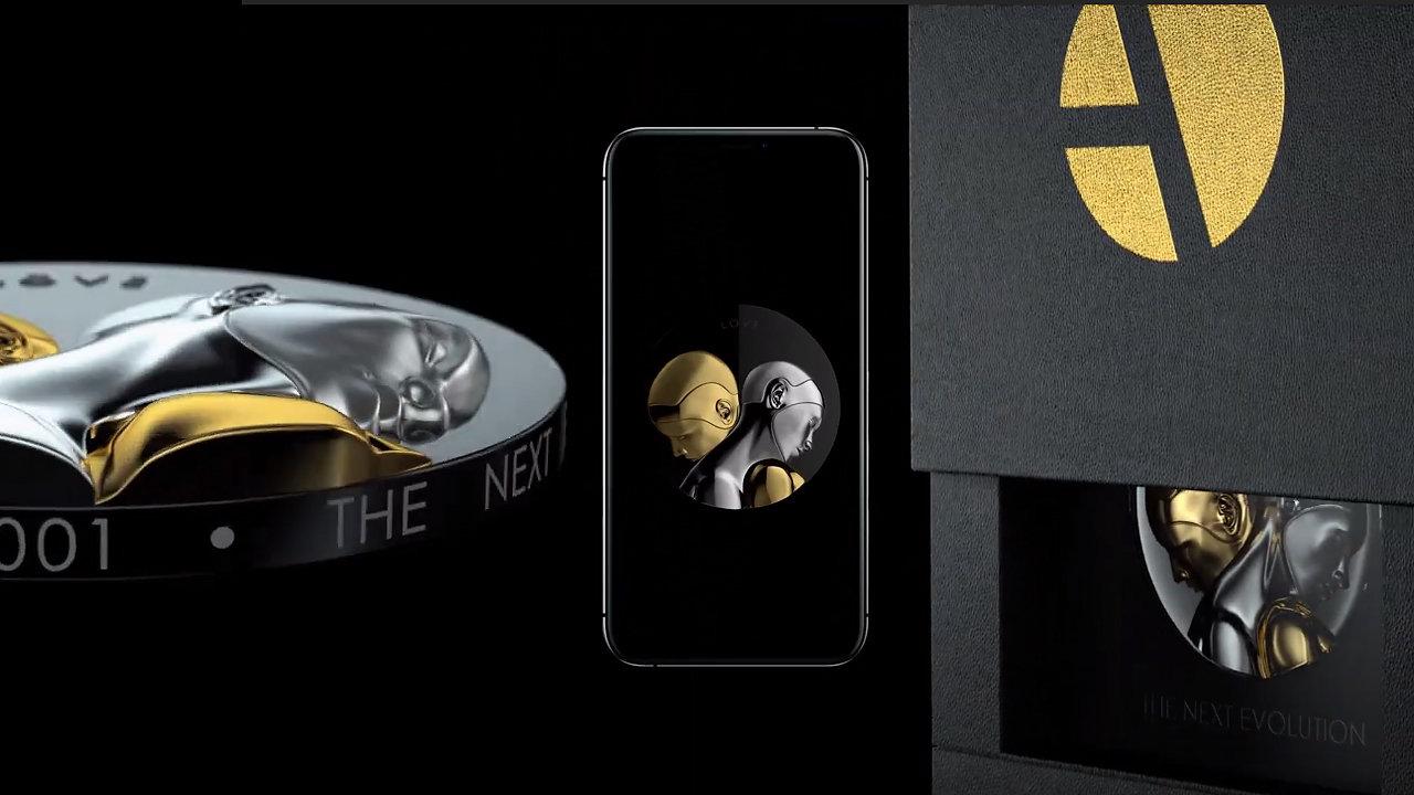 Video LOVE Robots The Next Evolution Silver Coins 2021 Tokelau 3 oz + AR Mobile App