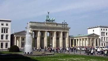 360 video - Braniborska brána,  Berlín