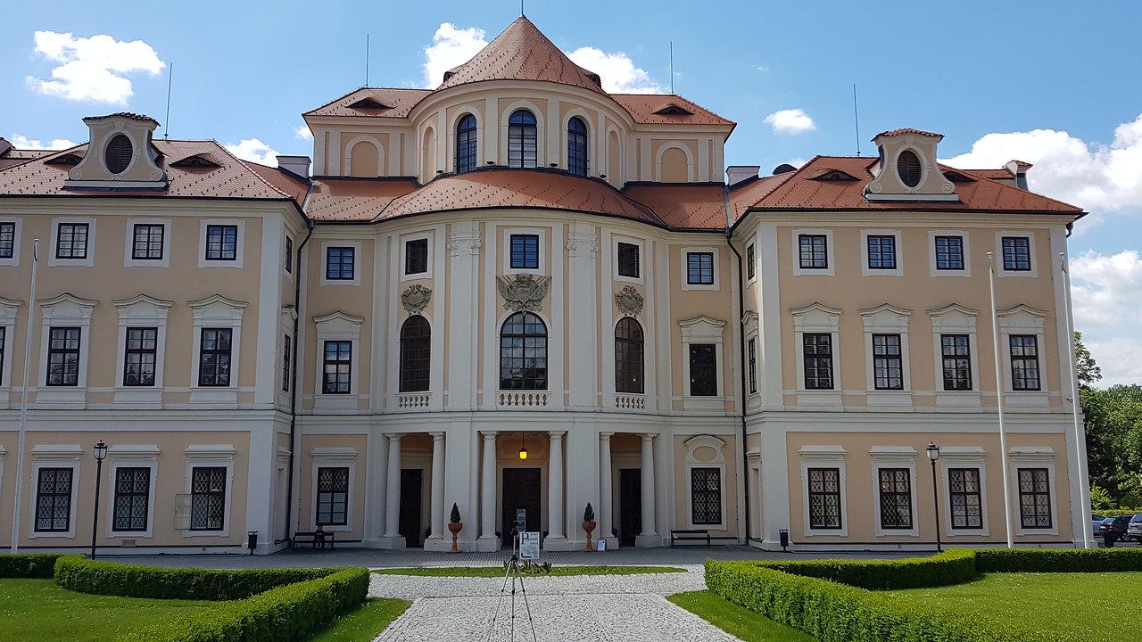 Hotel & zámek Liblice
