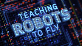 Teaching Robots to Fly