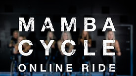 #22 50 minute Mamba Cycle Ride with Kelly