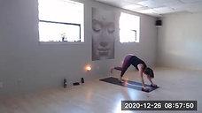 Dec 26th Yoga Sculpt