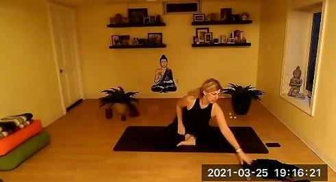 March 25 Yoga Nidra
