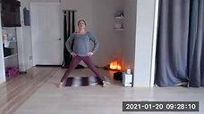 Jan 20 Gently Move & Stretch