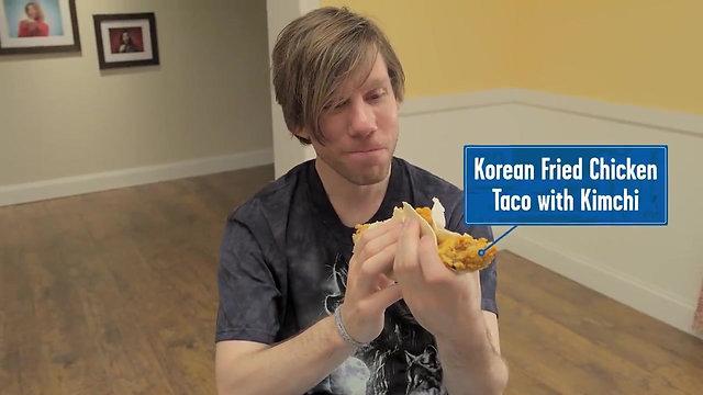 Ortega Taco Commercial