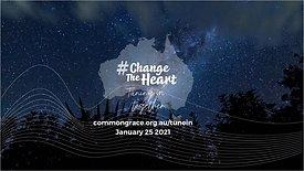 Holy Communion January 24, Aboriginal Sunday
