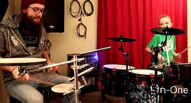 Omaha Drum Lessons Intro