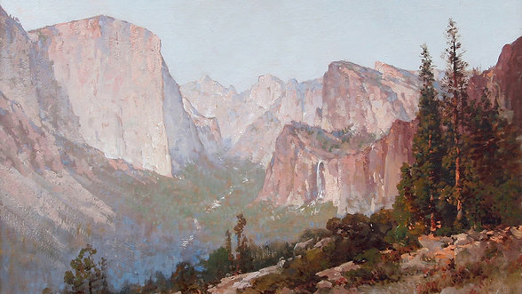 Early California Paintings