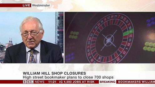 William Hill BBC Interview - 4.07.19