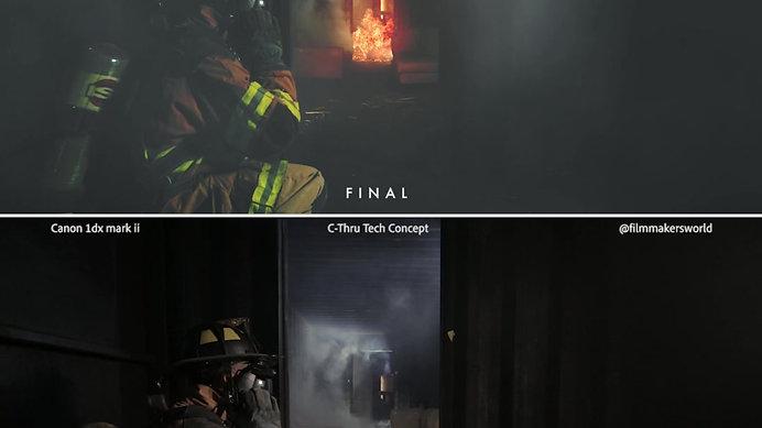 VFX C-Thru Breakdown