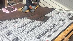 TWIA-Texas Wind Insurance Association Roof Installation