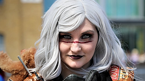 Comic Con May 2017 Day 2