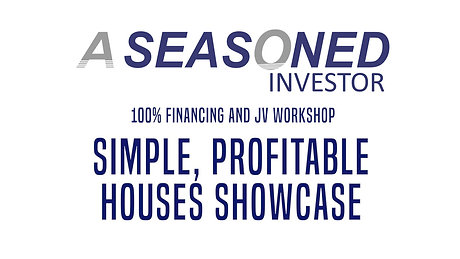 03. Simple Profitable Houses Showcase