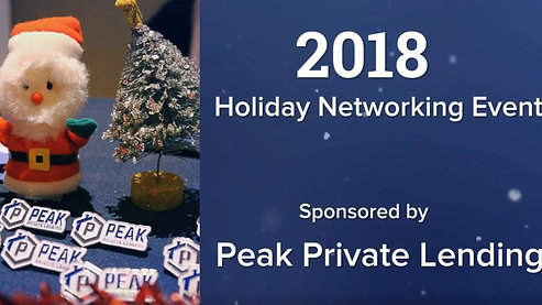 2018 Holiday Networking Party