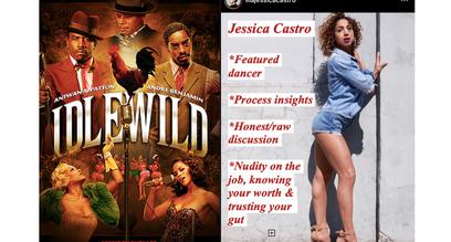 """""""Idlewild"""" Movie chat w: Jessica Castro"""