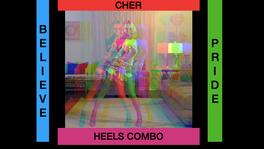 """""""Believe"""" Pride Heels Combo"""