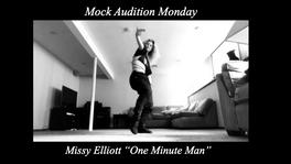 """One Minute Man"" Missy Elliott"