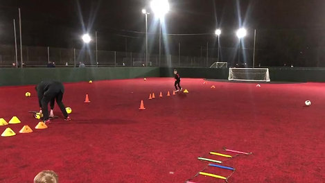 Evening 1-1 Training Session