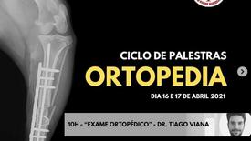 Exame Ortopédico - Dr. Tiago Viana